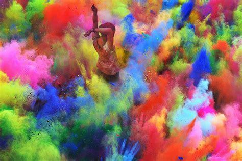 color dust l exposition quot color dust quot de victo habchy 224 nanterre