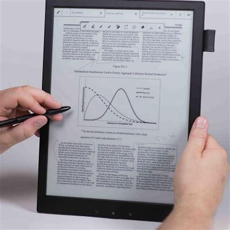digital paper sony r 233 nove le genre des liseuses