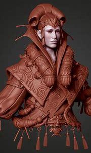 Felon2 Sketchbook.   Character modeling, 3d art sculpture ...