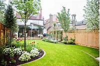 garden design ideas Wandsworth Urban Garden design with York Stone paving ...