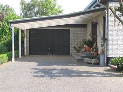 Carport An Haus by Carport