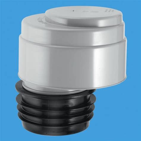 aav valve air admittance valve for 4 quot or 3 quot soil pipe mcalpine ventapipe mc vp100