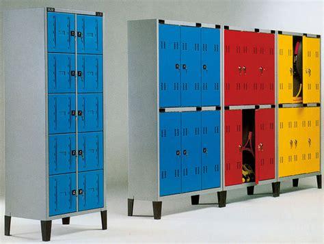 armadietti ufficio armadietti per uffici e palestre perego arredamenti