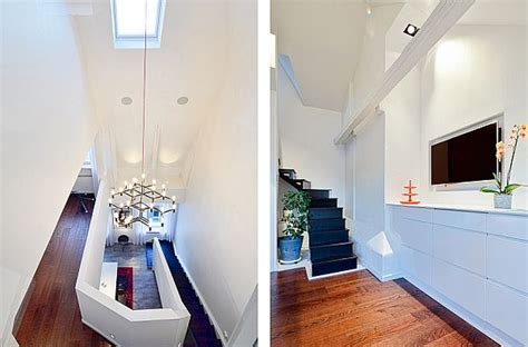 modern  storey residence interior design