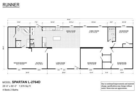 runner series spartan     oak homes