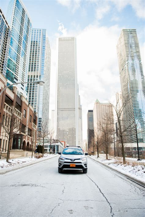 Toyota Dealership Chicago by Chicago Is No Match For The Rav4hybrid Options Shown