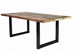 Esstisch Aus Altholz : sit esstisch tops aus recyceltem altholz und metall online kaufen otto ~ Frokenaadalensverden.com Haus und Dekorationen