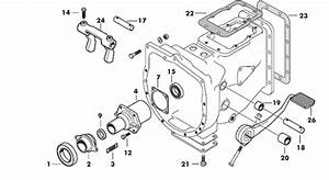 Massey Ferguson 35x Bell Housing Parts