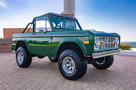 New Ford Bronco For Sale by 1971 Ford Bronco For Sale 2271606 Hemmings Motor News