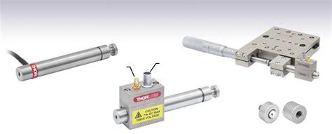 Piezo Actuators With Replaceable Tips