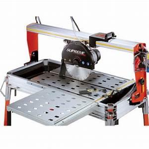 Scie Sur Table Evolution : scie sur table pour carrealge et gr s c rame ~ Melissatoandfro.com Idées de Décoration