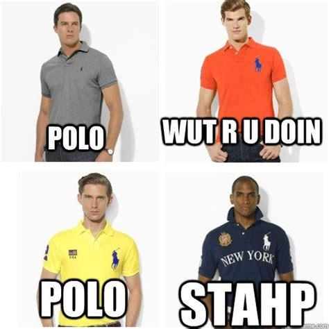 Polo Shirt Meme - beautiful sounds of the city niggers