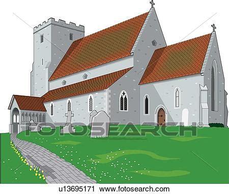 clipart chiesa clipart cagna chiesa inghilterra u13695171 cerca