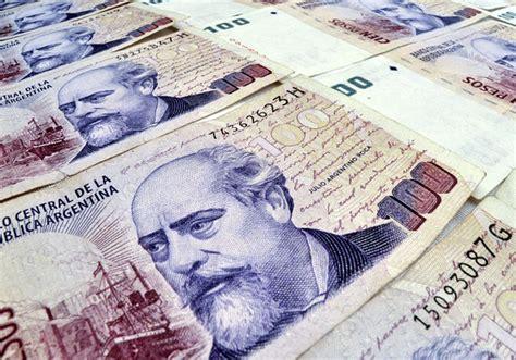 argentina peso plunges dollar marketwatch