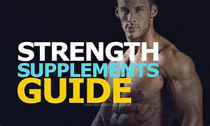 Strength Supplements Guide
