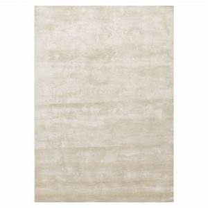 Tapis Bambou 200x300 : tapis angelo bamboo en fibres de bambou blanc 200x300 ~ Teatrodelosmanantiales.com Idées de Décoration