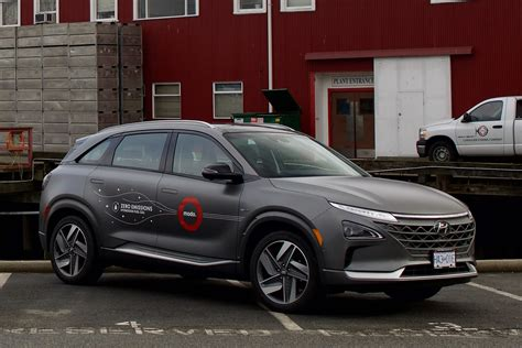 The Hyundai NEXO arrives in Canada - Motor Illustrated