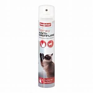Anti Griffe Chat : spray anti griffure r pulsif anti griffure beaphar ~ Premium-room.com Idées de Décoration