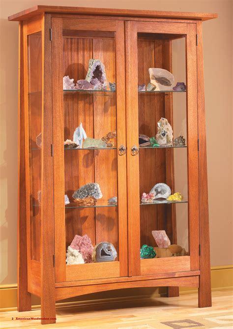 display cabinet popular woodworking magazine