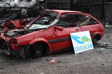 Your Old Unwanted Scrap Car Can Help Elf!  The Exeter Daily