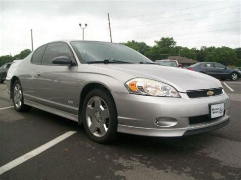 Purchase Used 2006 Chevrolet Monte Carlo Ss In 2801 W Clay