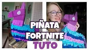 Comment Fabriquer Une Pinata : comment faire une pinata lama fortnite youtube ~ Dode.kayakingforconservation.com Idées de Décoration