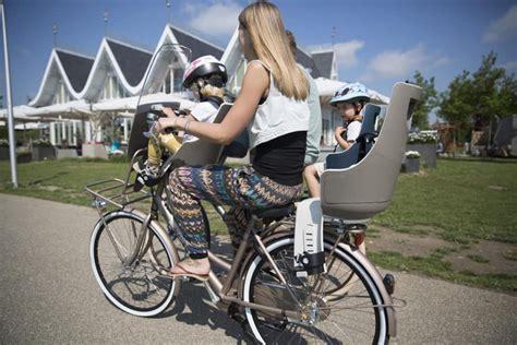 siege velo avant ou arriere porte bébé vélo avant ou arrière