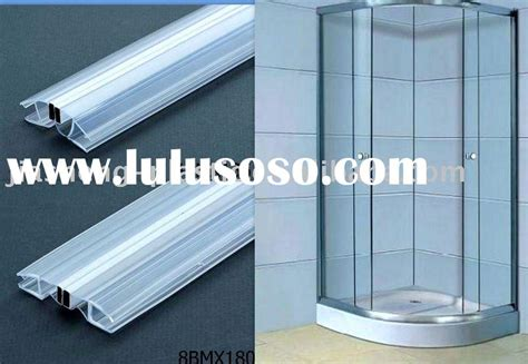 Stripe Frameless Glass Shower Door/ Shower Screen Htss