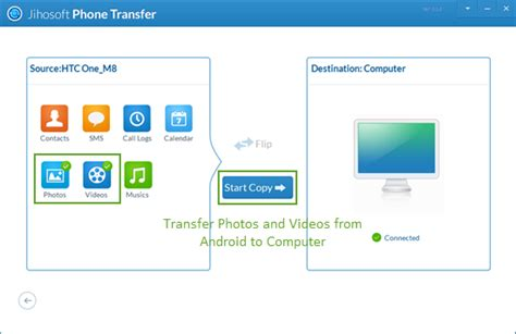 android from pc 3 methods to transfer backup android photos to pc
