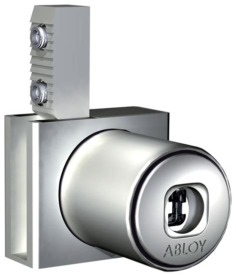 Push Button Lock For Aluminum Doors Of432 Abloy Oy