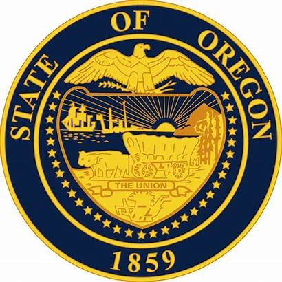 Oregon Governor Wikipedia Seal Svg State Election