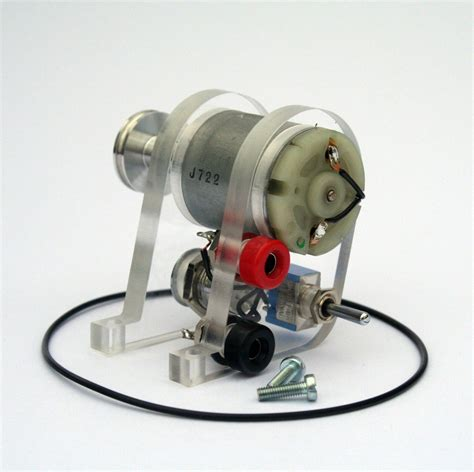 Electric Motor And Electric Generator by Motor Generator Unit For Gt03 To Generate Electrical Energy