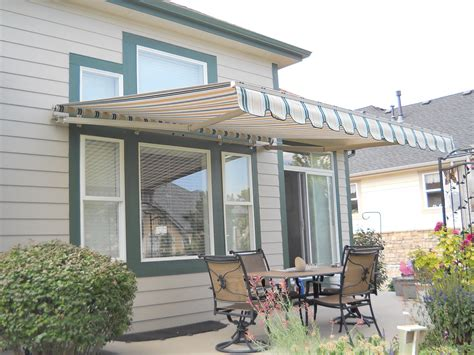 motorized retractable patio awnings liberty home products