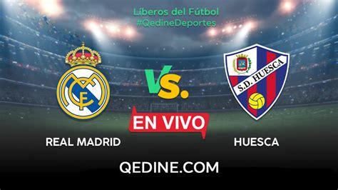 Real Madrid vs. Huesca EN VIVO: Horarios y canales TV ...