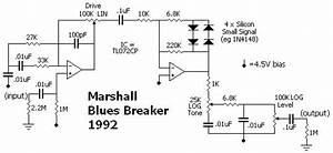 Tone Report Bluesbreaker Question