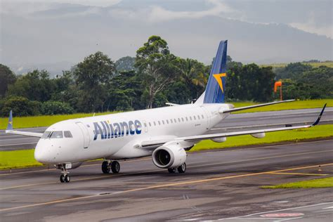Alliance Airlines acquires another 16 ERJ190s