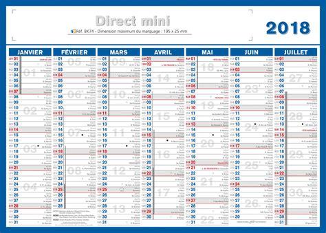bureau de poste 18 petit calendrier
