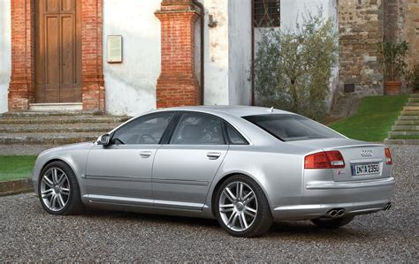 Audi S8 2005 Widescreen Exotic Car Image 004 Of 66