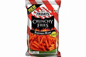 T.G.I. Friday's Extreme Heat Crunchy Fries | 2013-07-26 ...