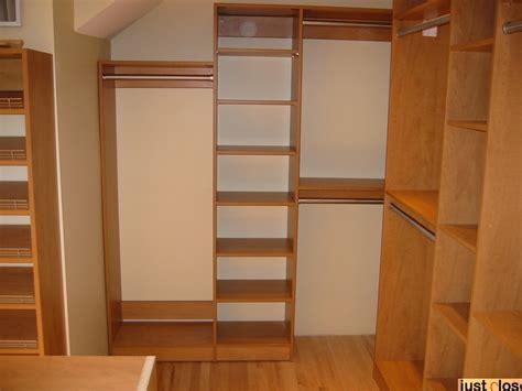 Custombuilt Closet  Just Closets