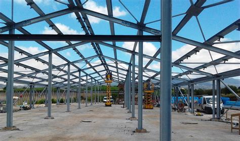 capannone acciaio capannone in acciaio progetti d ingegneria