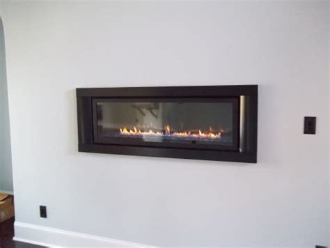 Low Profile Gas Fireplaces Fireplaces