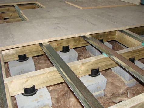 Floating Floor On Concrete