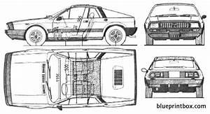 Vendo Lancia Beta Montecarlo Plan