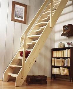 Escalier Bois Pas Cher : escalier escamotable de grenier leroy merlin escalier ~ Premium-room.com Idées de Décoration