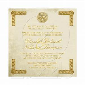 17 best images about celtic wedding invitations i love With celtic embossed wedding invitations