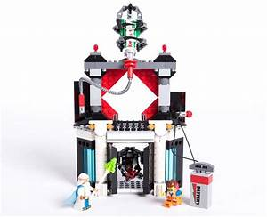 LEGO The Lego Movie Lord Business' Evil Lair 70809 - Pley ...