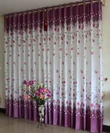 2014 Printed luxurious living room curtains bedroom curtains half Sale