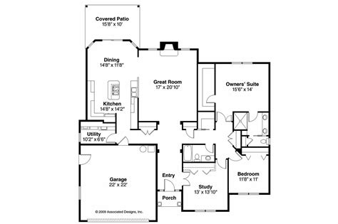 traditional floor plans traditional house plans porterville 30 695 associated designs