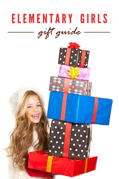 best gifts for elementary aged girls ages 6 12 gift